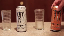 Rare Imported Monster Energy Drink Review - Crazy
