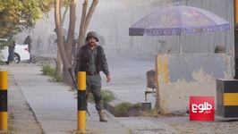 Several Reported Killed in Explosion Targeting Kabul's Diplomatic District