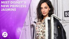 3 Things You Need To Know About Aladdin's Naomi Scott