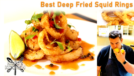 How To Make The Best Deep Fried Squid Rings