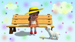 Mary Had A Little Lamb- Children's Popular Nursery Rhymes