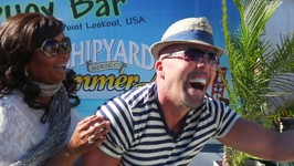 Sips & Flips with Buddy Casimano at The Buoy Bar