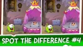 Spot the Difference Ep 4 - Om Nom Stories - Tangled Story