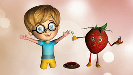 Fruit Strawberry  Children Learning Songs and Original Songs for Kids