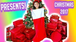 What Tiana Got For Christmas 2017 - Opening Presents Christmas Morning