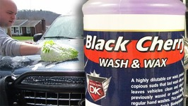 DETAIL KING - Black Cherry Wash & Wax FULL REVIEW & FULL RESULTS - Auto Detailing Videos