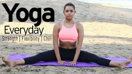 Everyday Yoga Routine At Home  Top 10 Best Yoga Stretches to Do Every Single Day For Good Health