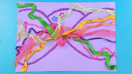 Ribbon Art - Mister Maker