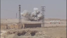 Syrian Government Forces Break Islamic State Siege of Military Airport in Deir Ezzor