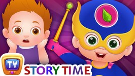 The Cleanliness Superheroes - Good Habits Bedtime Stories and Moral Stories for Kids