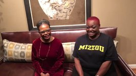 Family Reacts Ecstatically to Student's College Acceptance Letter