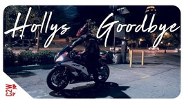 Holly's Goodbye - Motorcycle Film