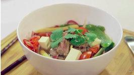 Grandma S Beef Rivel Soup Recipe By Chef Tim Lee Ifood Tv