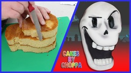 Papyrus Cake - Undertale  CakesByChoppA (How To)