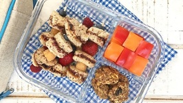 A Fun New Way To Serve PBJ - School Lunches