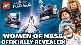 Lego Women of NASA Set Officially Revealed