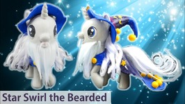 My Little Pony Custom Star Swirl The Bearded Wizard Mlp Season 7