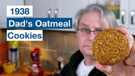 1938 Dad's Oatmeal Cookies