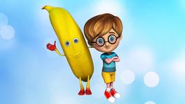 Fruit Banana  Children Learning Songs and Original Songs for Kids