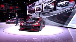 Audi Sport press conference Shanghai 2017 - highlights