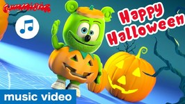 The Gummy Bear Song (HALLOWEEN SPECIAL) - Gummibar - Halloween Song