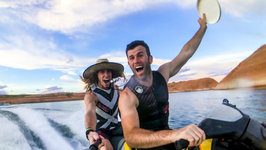Water Trick Shots with Brodie Smith