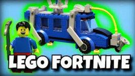 Lego Fortnite - Battle Royale