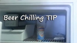 Beer Chilling Tip - How to Chill beer quickly