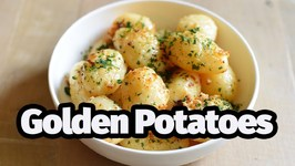 How To Make Roasted Potatoes From Canned Potatoes