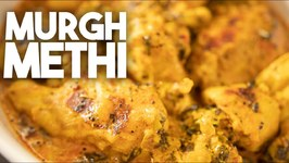 How To Make Murgh Methi / Chicken Curry With Fenugreek