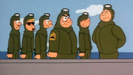 S01 E02 - Halftrack's Navy/Hoss Laff/Is This Drip Necessary? / Go Yeast Young Man - Beetle Bailey