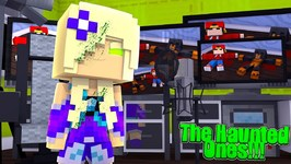 Minecraft THE HAUNTED ONES - BABY ANGEL HAUNTS LITTLE ROPO ON HER LAST DAY IN THE LITTLE CLUB!!!