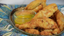 Chicken Strips - Kids Recipe