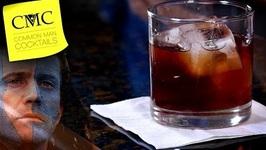The Braveheart Cocktails / Scottish Use Of A Honey Liqueur - Drambuie