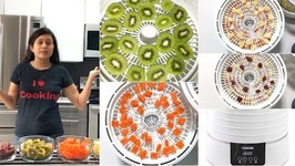 Cosori Food Dehydrator Review Fun Fruit Candy