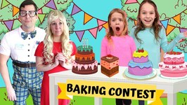 The Toy Cafe Baking Contest