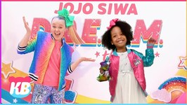 Kyra's Very First Concert  Jojo Siwa Dream Tour
