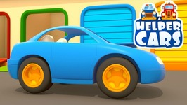 Helper Cars 7- Kids Learning Videos and Cartoons.