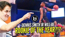 Rate The Dunks Mark Cuban's New Favorite Player - Dennis Smith Jr