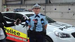Police Investigating After Driver Strikes Officer Conducting Random Breath Tests
