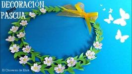 Decoración para Pascua Decoración Primera Comunión Cómo Hacer Flores de Papel