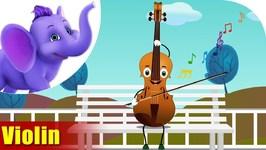 Violin - Musical Instrument Songs