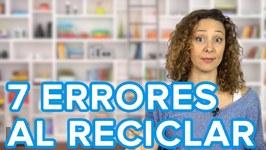 7 errores imperdonables a la hora de reciclar - Trucos de madre para enseñar a los niños a reciclar