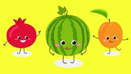 Fruits for Kids - Learn Fruit Names in English for Preschoolers and Toddlers