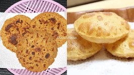 Superfood Blend Masala Bhakri And Puri