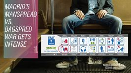 Madrid Vs. Manspreading- Are You Guilty Of This Taboo?