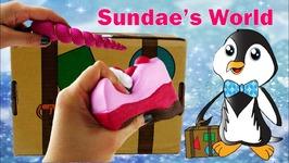 November Sundaes World Surprise Toy Subscription - SundaesWorld