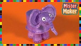 Little Pink Elephant - Mister Maker