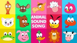 Animal Sound Song Nursery Rhyme Videos For