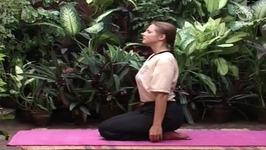 Yoga Exercises For Back Pain - Danda Kriya - Forward Bend